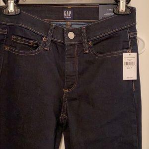 NWT gap boot leg jeans